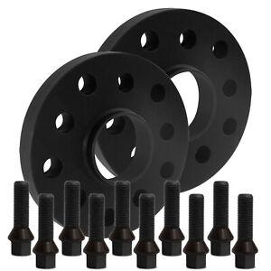 Blackline-Spurverbreiterung-20mm-mit-Schrauben-schwarz-Mini-Cooper-R55-R57-07