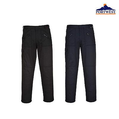 Portwest Mens Action Workwear Trousers S887 // Pants