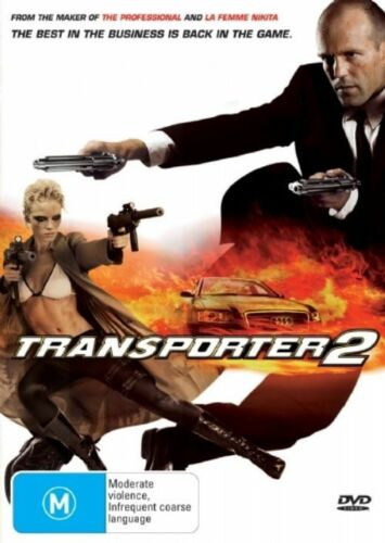 1 of 1 - The Transporter 02 (DVD, 2006)