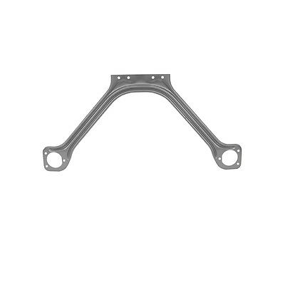 1965-1970 Ford Mustang/Shelby/Cougar Scott Drake Export Brace Satin Chrome