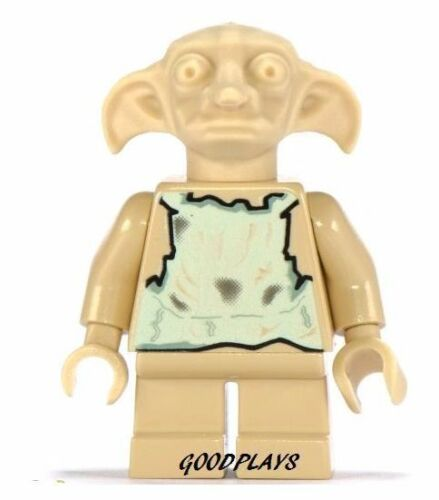 Lego Harry Potter Dobby MINIFIGURE FROM SET 4731 new minifig