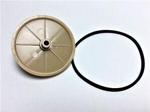 For PHILIPS CD480 TDA1541 / TDA1543 SAA7220 CDM4 Player Drawer Wheel Gear & Belt