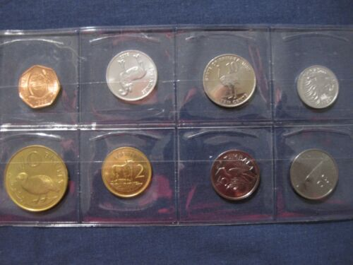 World Coins  AFRICA WILDLIFE SET  nice coin lot set take a look!!