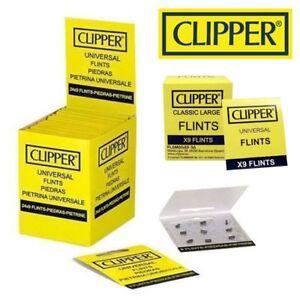 Clipper-Feuersteine-9-Stueck-Feuerzeugstein-Universell-Marken-Feuer-Steine