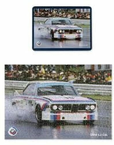 BMW Motorsport Puzzle Heritage inklusive Metallbox 500 Teile 80452445948 2445948