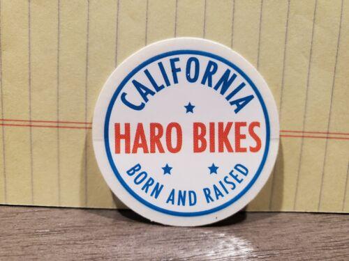 bmx HARO Bikes Designs Freestyle Sticker
