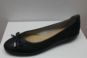 più amato vendita a basso prezzo elegante Ballerine Geox D Charlene A pelle blu listino €79,90 - 20% | eBay