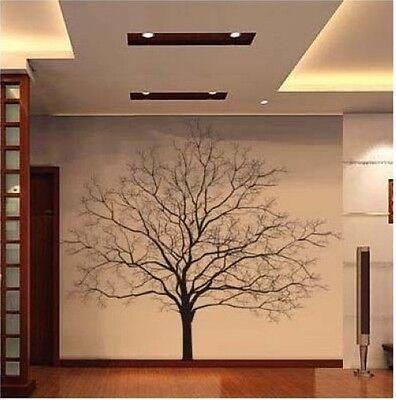 Desert Tree Home Decoration Wall Paper Art viny removable Sticker QZ96