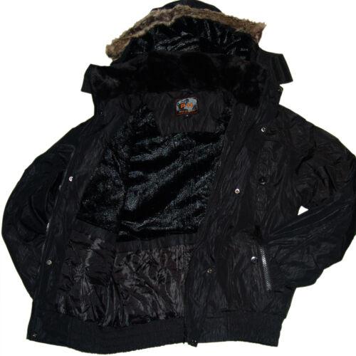 nera con giacca invernale invernale uomo pxx h uomo 3xl da ja cappuccio taglia da Giacca Rgtwxg