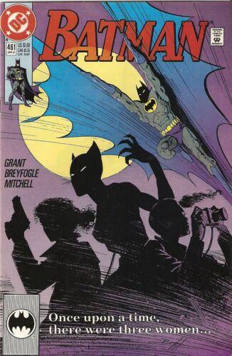 Batman /'91 461 VF P0