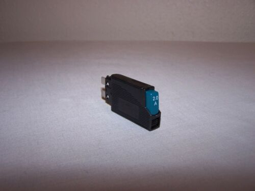 PHOENIX CONTACT TCP 2.0A RESETTABLE FUSE AC250V DC65V NEW