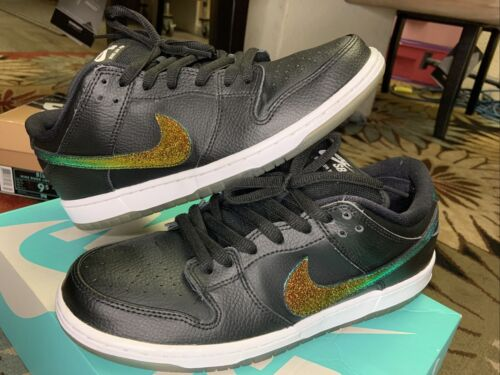 "Nike SB Dunk Low ""Sparkle"" Size 9.5"