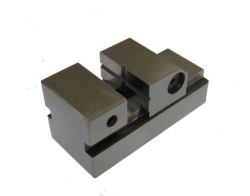 RDGTOOLS TOOLMAKERS SCREWLESS VICE 34MM HIGH QUALITY ENGINEERING TOOLS VICE