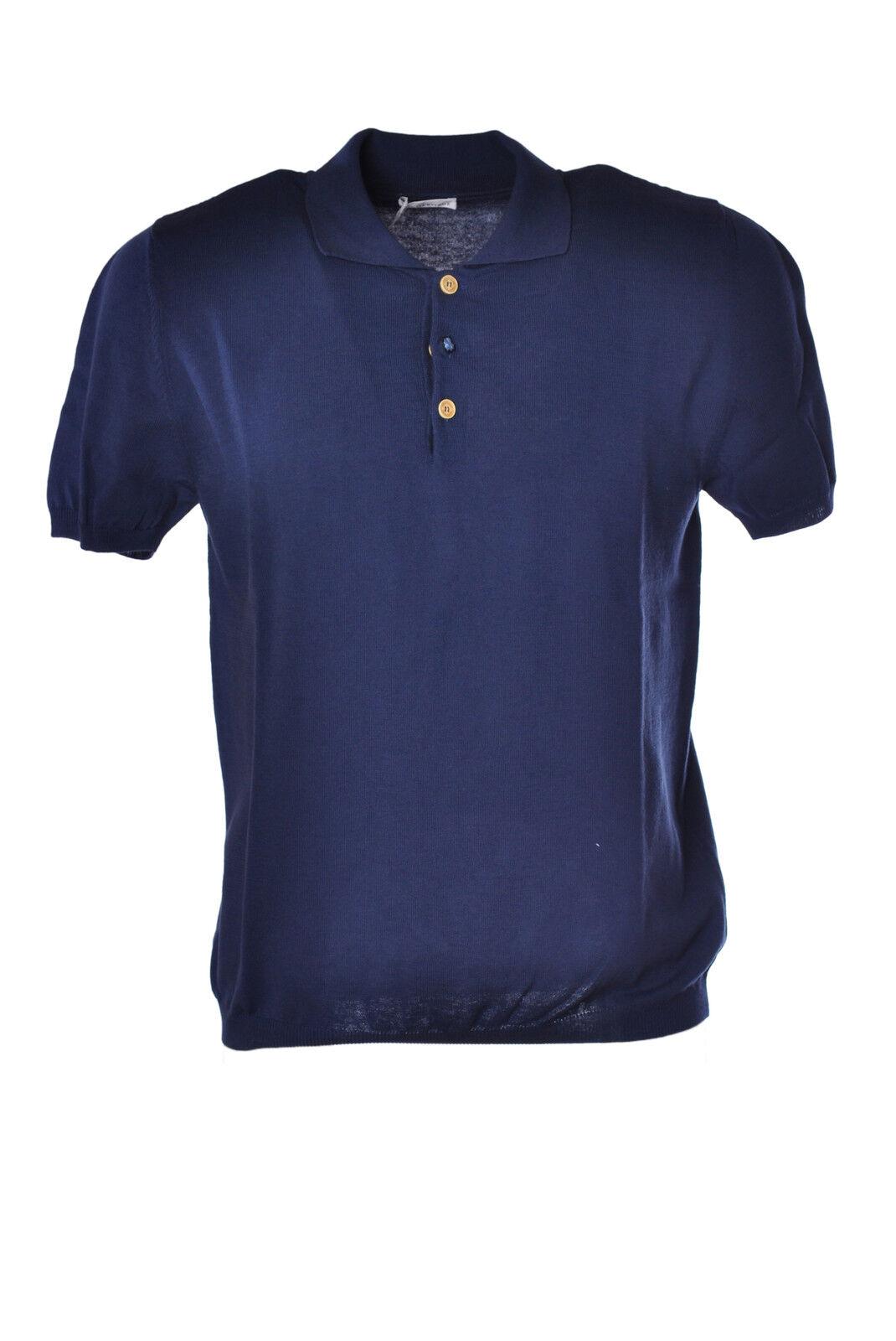 Heritage  -  Polo - Male - 52 - Blau - 1743318C162834