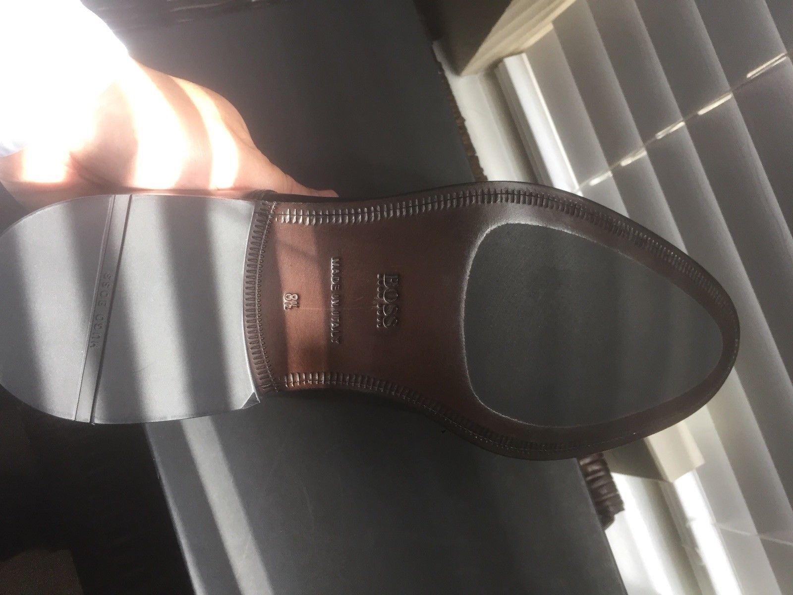 Hugo boss Uomo shoes shoes shoes size 10 f85dbd