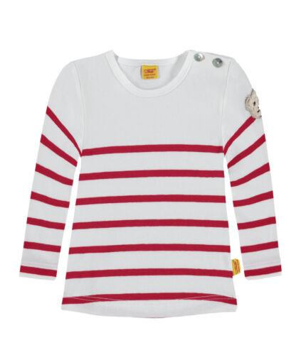 Steiff Langarm-Shirt Streifen rot NEU Sommer 2017