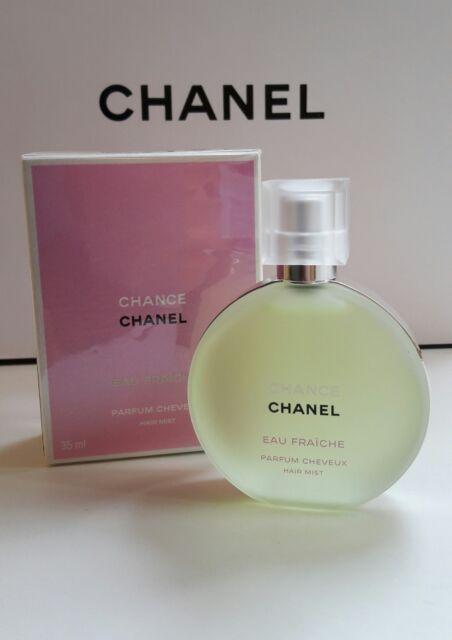 f4719b8710 CHANEL Chance Eau Fraiche Perfumed Hair Mist 35ml for sale online | eBay