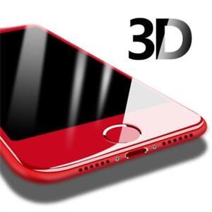 Per-Iphone-8-Plus-3d-Bordo-Completo-Curvo-Temperato-Vetro-Intera