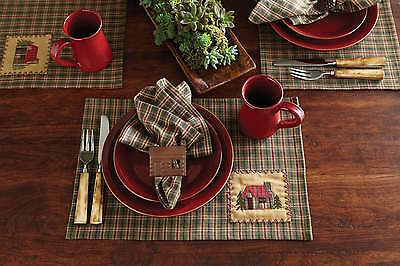 Placemat - Cabin by Park Designs - Kitchen Dining Lodge Lake Camp