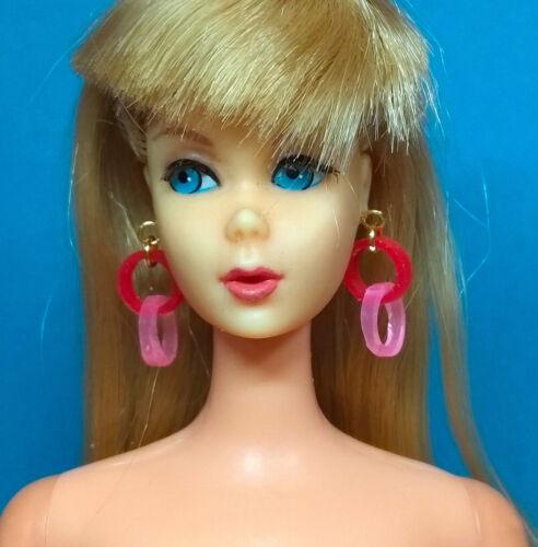 Dreamz FLOATING GARDENS EARRINGS BRACELETS Doll Jewelry MOD 60/'sREPRO for Barbie