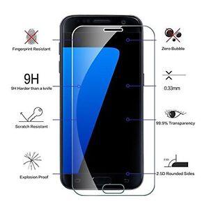 Premium-Samsung-Galaxy-S7-Variete-HD-trempe-Transparente-Protege-Ecran