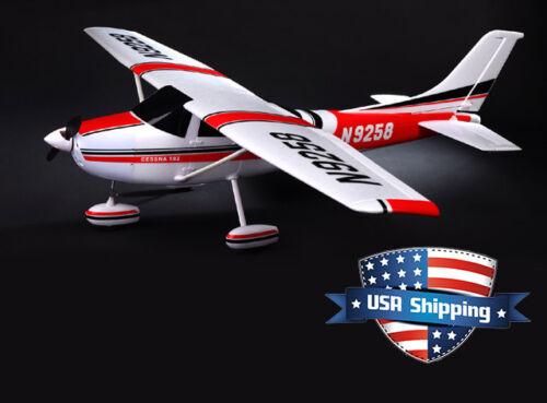 55in EPO Foam 4CH Cessna 182 RC Electric Airplane PNP