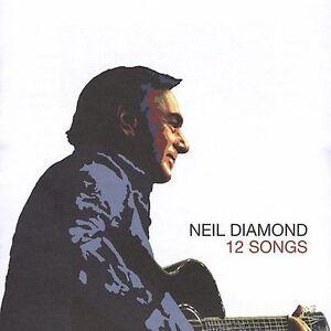 Neil-Diamond-Twelve-Songs-CD-2005-Columbia-Sealed-Free-Shipping
