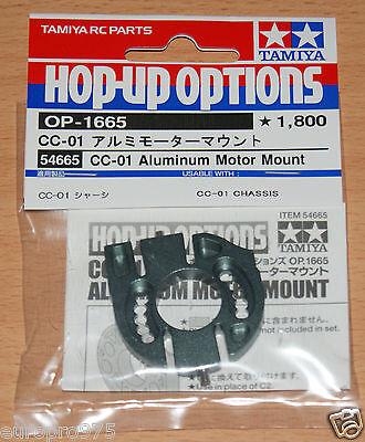 Tamiya 54665 RC Cc-01 Aluminum Motor Mount
