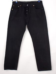 Levi's Strauss & Co Hommes 501 Jeans Jambe Droite Taille W38 L32 BCZ914
