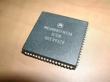 Motorola MC68882FN33A FPU Math Coprocessor Chip Apple Mac Amiga Vintage