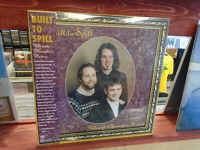 Built To Spill Ultimate Alternative Wavers 2x Lp New