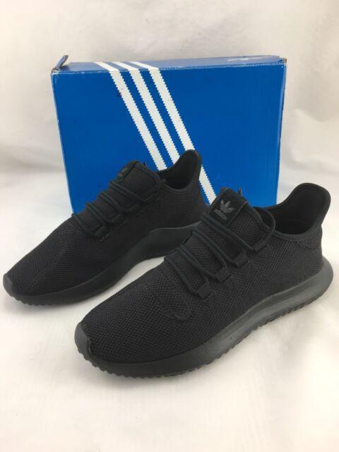 pretty nice b5463 288bb Mens adidas Tubular Shadow Core Black White Cg4562 US 8