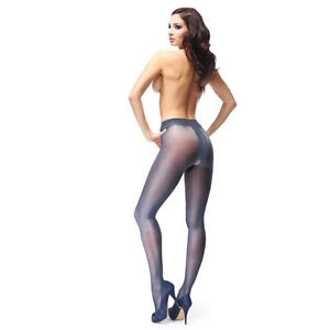 Miss-O-Open-Crotch-Pantyhose-Dark-Blue-20-Denier-20-Elastane-80-Polyamide