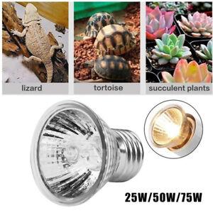 Details About Pet Heating Lamp Sun Light Bulb Uva Uvb Full Spectrum Heat For Lizard Reptile