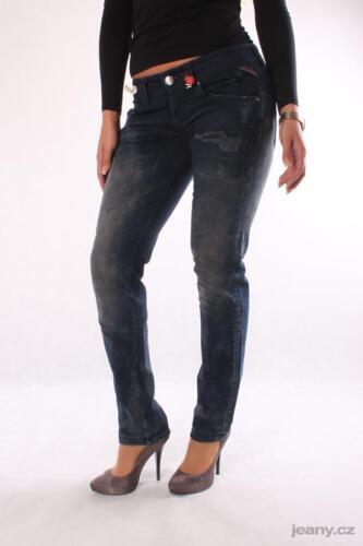 Damen Jeans in dunkelblauer Farbe REPLAY WX660 543 326 007 Fabienne