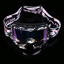 ATV MX Motocross Motorcycle Dirt Bike Off Road Adult Goggles Glasses Eyewear New