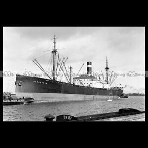 php-02244-Photo-SS-BARNEVELD-KNSM-LINE-1935-CARGO-SHIP