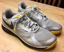 RARE Mens Nike Lunar Edge 15 Livestrong Mens Running Shoes 616093-007 Size 13