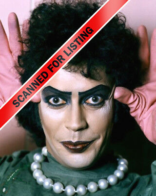The Rocky Horror Picture Show Tim Curry as Dr Frank-N ...