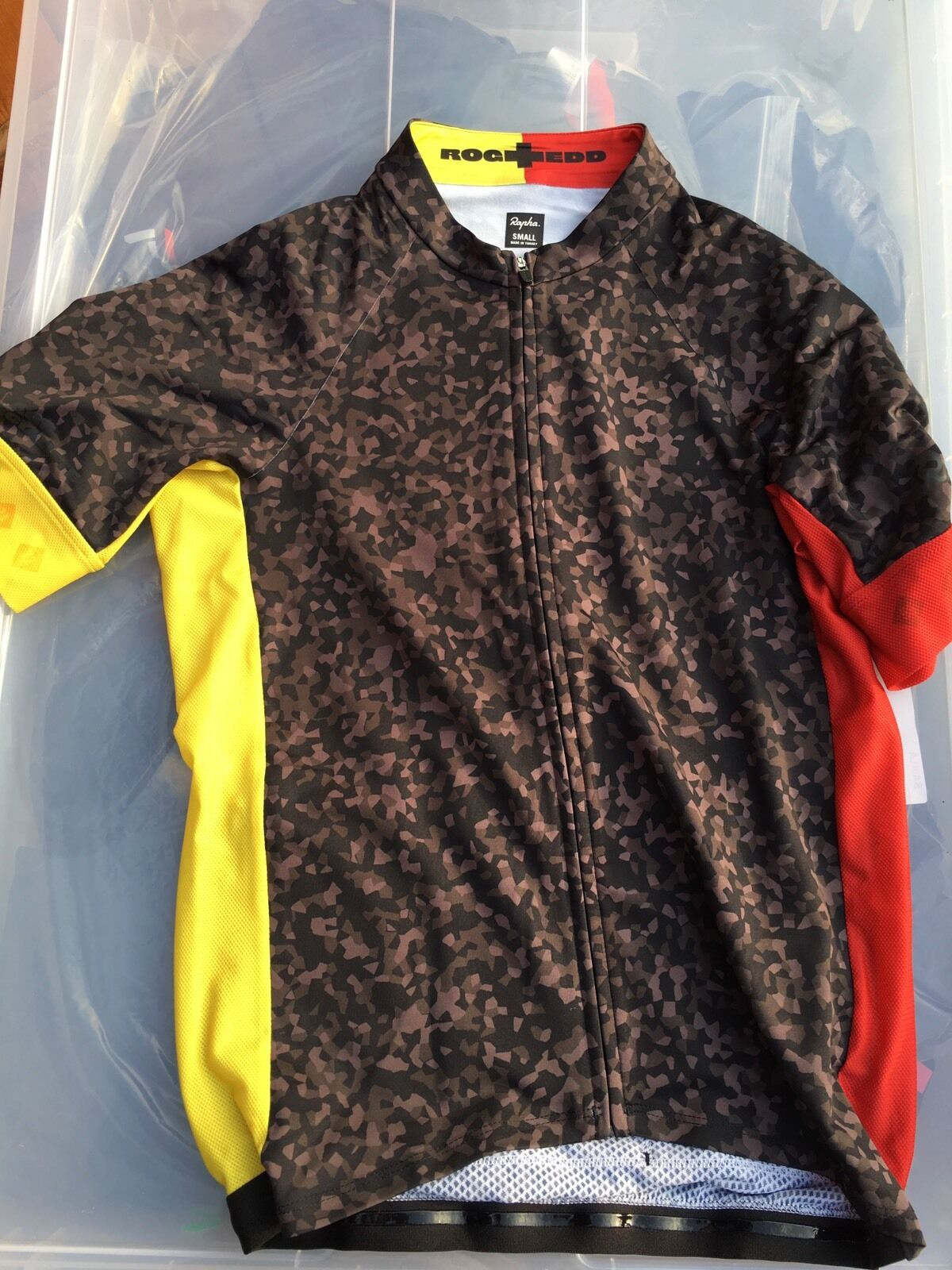 New Rapha ProTeam Predeam Viral Jersey XL LAST JERSEY