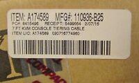 Hewlett Packard Compaq 110936 B25 7 Ft. Kvm Cable A174589