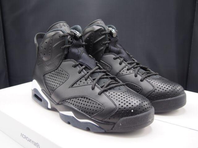 c98994bfded Nike Air Jordan 6 Retro Black Cat Mens Size 13 Deadstock