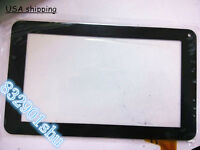 Usa Shipping- Rca Rct6272w23 7 Inch Digitizer Front Touch Screen Rca Tablet