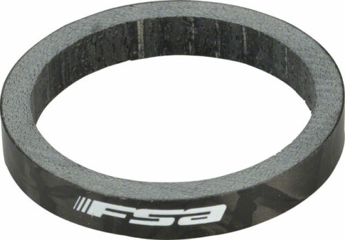 New FSA Carbon Headset Spacer 1-1//8 x 5mm each