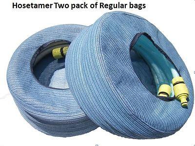 New Water Hose Bag Pack of 2 Caravan Camping RV Storage Hosetamer