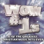 Wow #1s: 31 of the Greatest Christian Music Hits Ever by Various Artists (CD, Apr-2005, 2 Discs, Reunion)