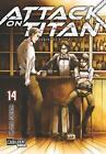 Attack on Titan 14 von Hajime Isayama (2016, Taschenbuch)