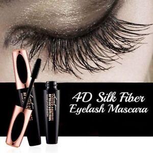 Mascara-4D-Fiber-Silk-Eyelash-Extension-Waterproof-Makeup-Black-Eye-Lashes