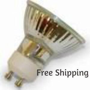 essenza wax warmer halogen replacement bulb 120v ac 60hz 25w gu10 c gz10 c ebay. Black Bedroom Furniture Sets. Home Design Ideas