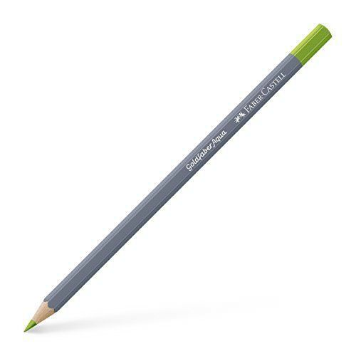 May Green 170 Faber-Castell Goldfaber Aqua Watercolour Pencil